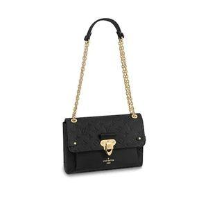 Louis Vuitton Bags - Louis Vuitton vavin pm NOIR m44151 purse auth.